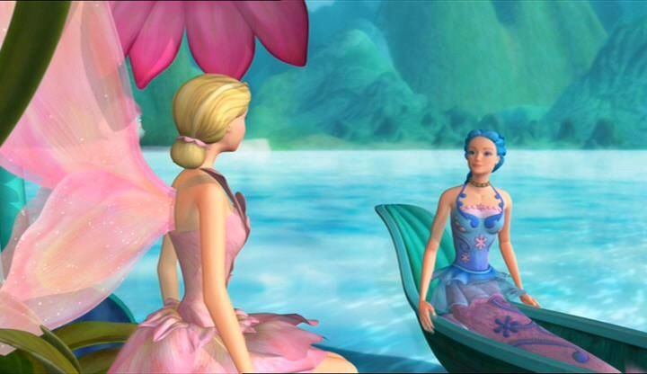 Elina And Nori Barbie Fairytopia Filmes Da Barbie Barbie