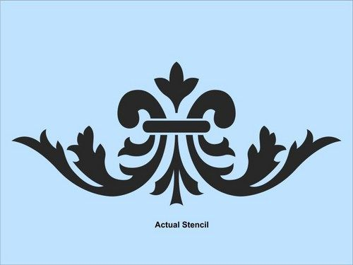 stencil designs painting abbotswood wall stencil painting stencil raised design stencil - Design Stencils For Walls