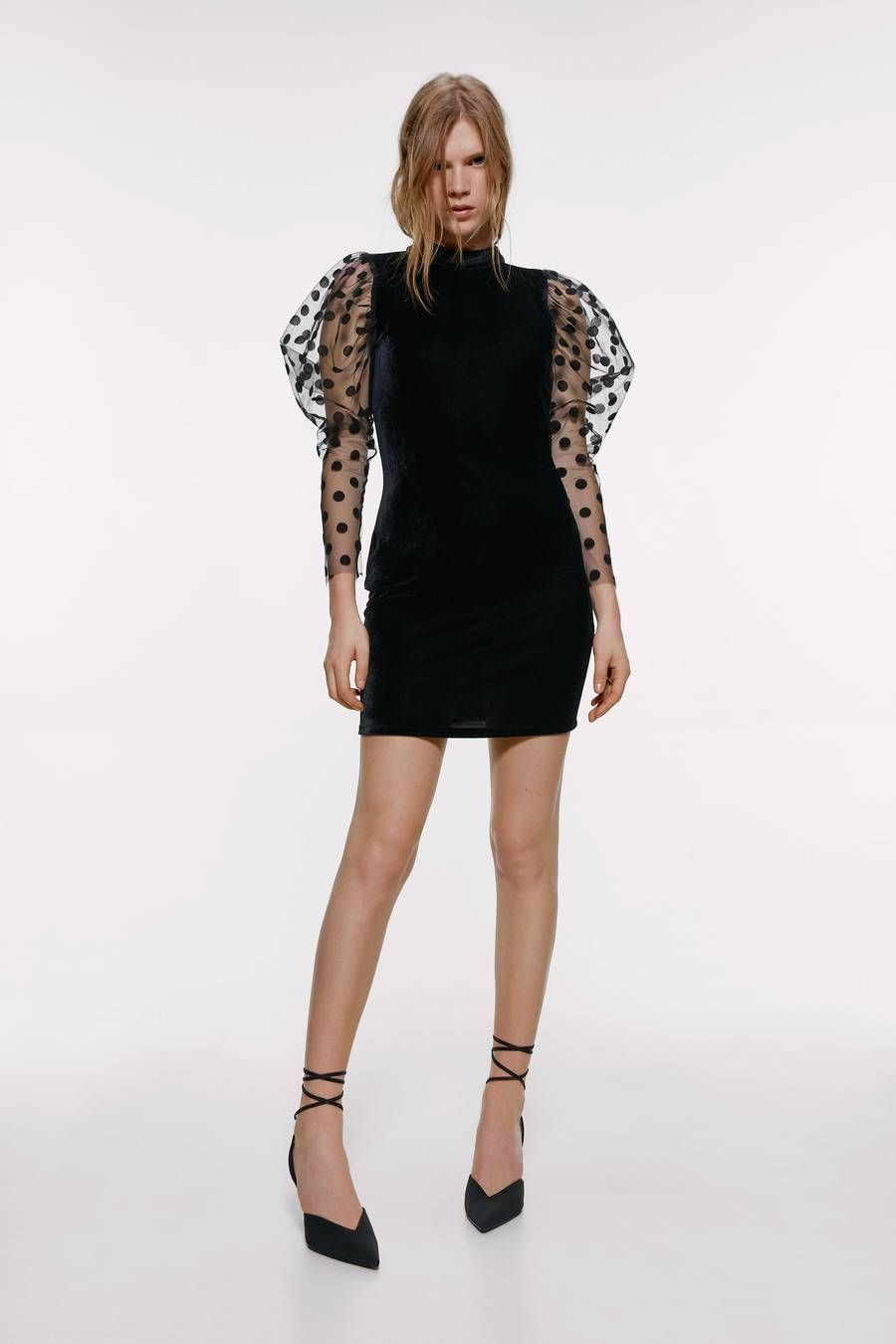 They Re Here The Best Zara Party Dresses Of 2019 Phong Cach Thời Trang Vay Zara