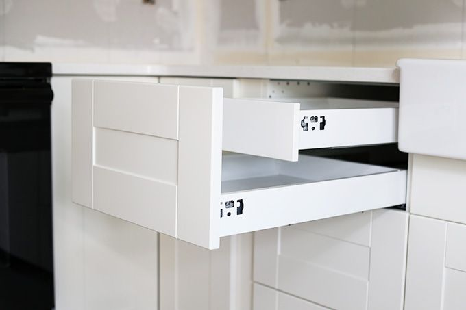 How To Design And Install Ikea Sektion Kitchen Cabinets Ikea Kitchen Drawers Kitchen Cabinets Ikea Kitchen