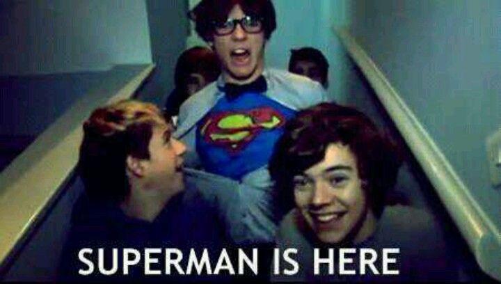 Lou the Superman!!