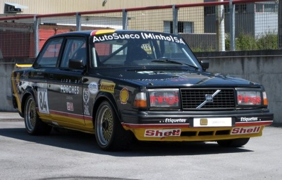 Volvo Fia Race Car For Sale Volvo Pinterest