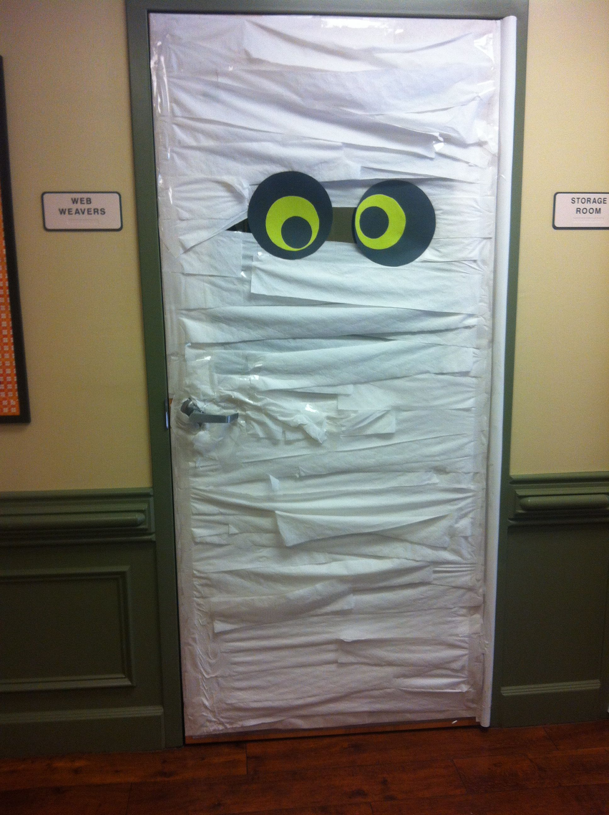 Classroom door decoration October 2013 Halloween My Creations - Halloween Classroom Door Decorations