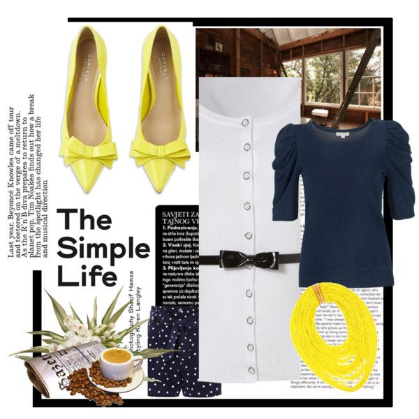 Casual Chic, created by nataleebrisbois on Polyvore