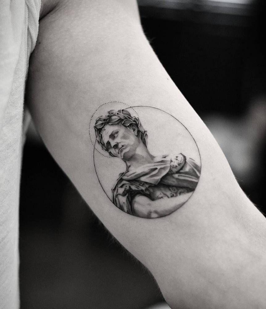 single needle tattoo stockholm