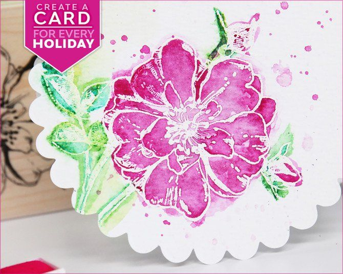 Card Making Class Ideas Part - 37: How To Create A Card For Every Holiday With May Flaum Take A FREE Cardmaking  Class
