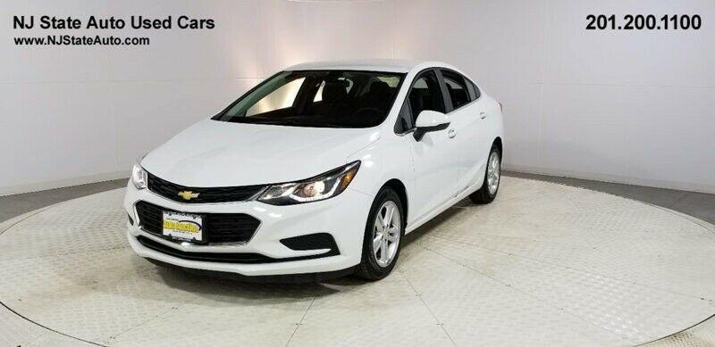 Ebay Advertisement 2017 Cruze 4dr Hatchback 1 4l Lt W 1sc 2017
