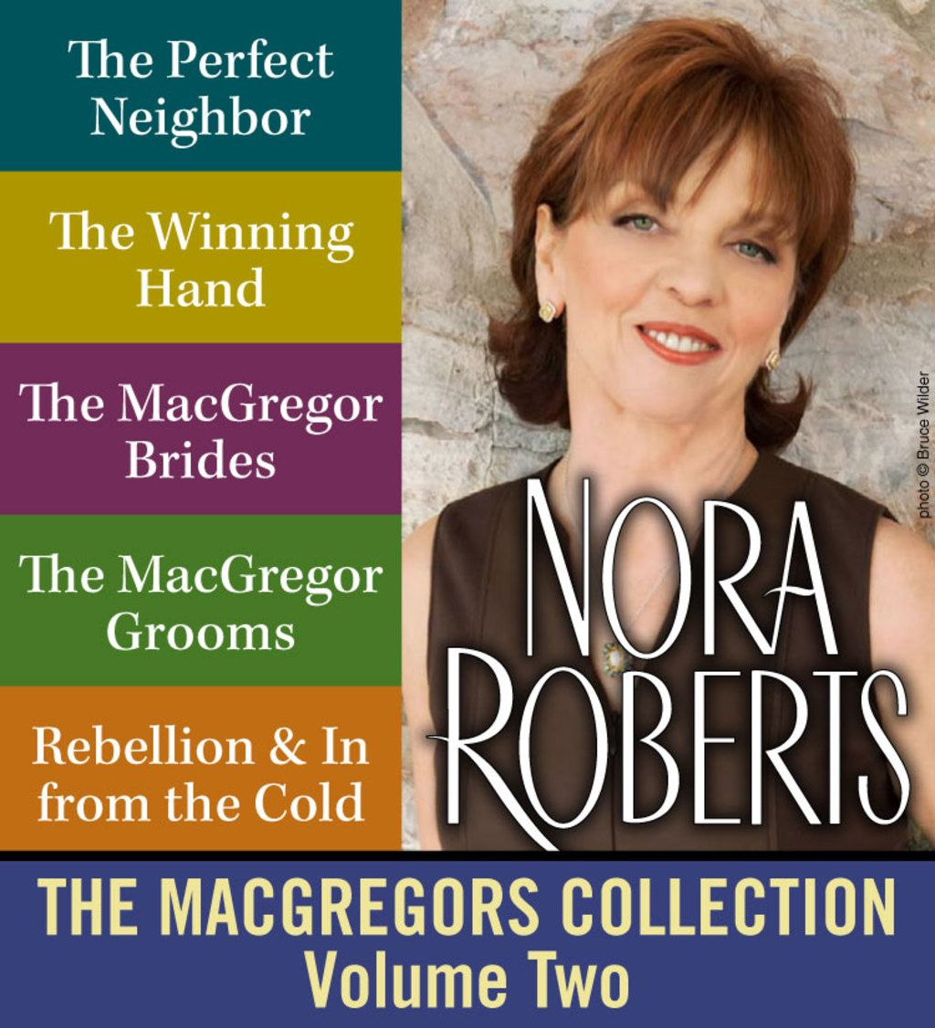 Nora roberts macgregors collection volume 2 ebook