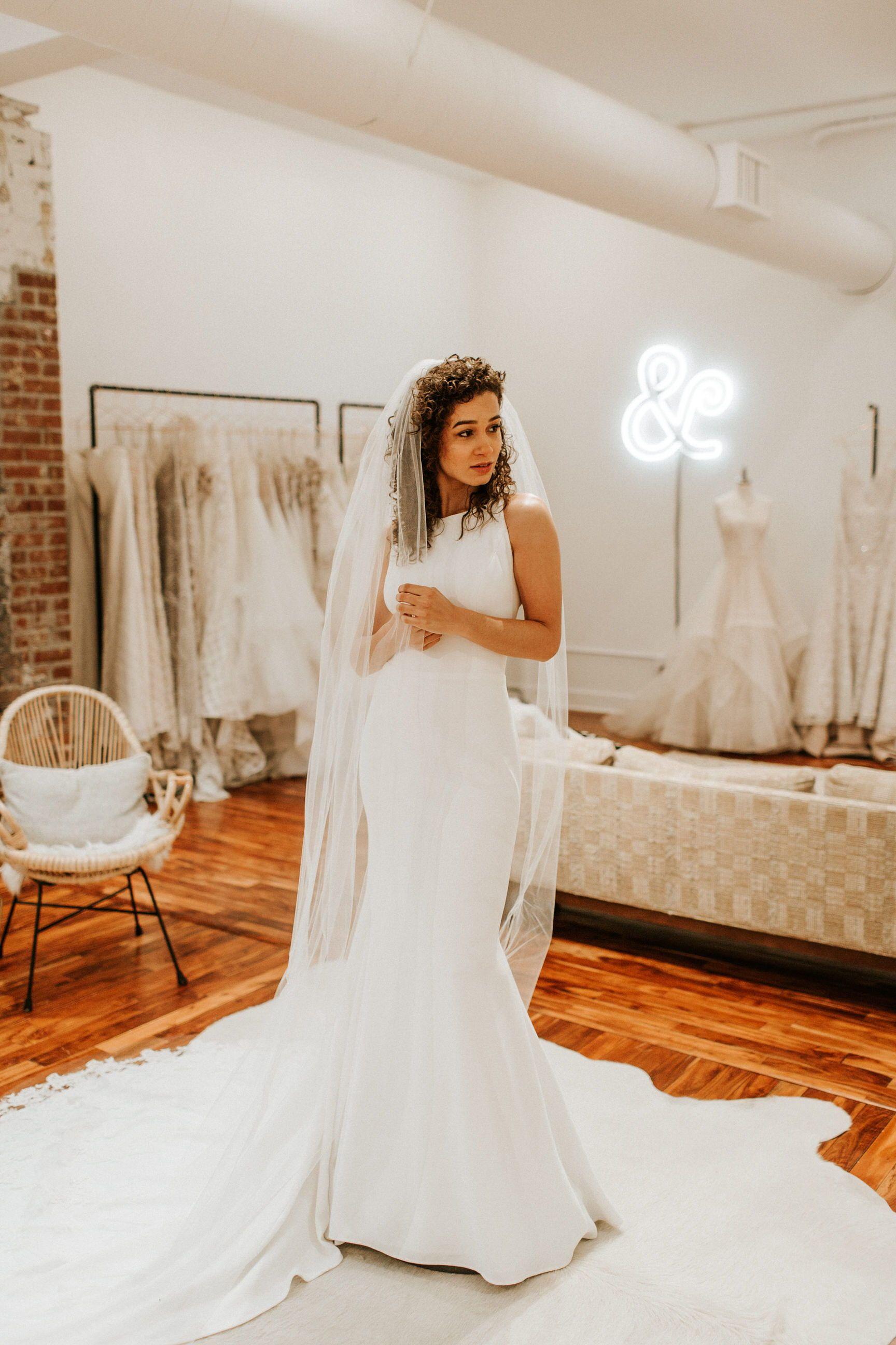 Amelia by Alyssa Kristin 2019 Wedding Dresses Modern