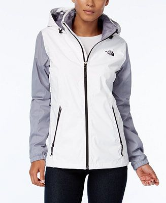 8100033a1b The North Face Waterproof Resolve Plus Jacket - Jackets - Women - Macy s