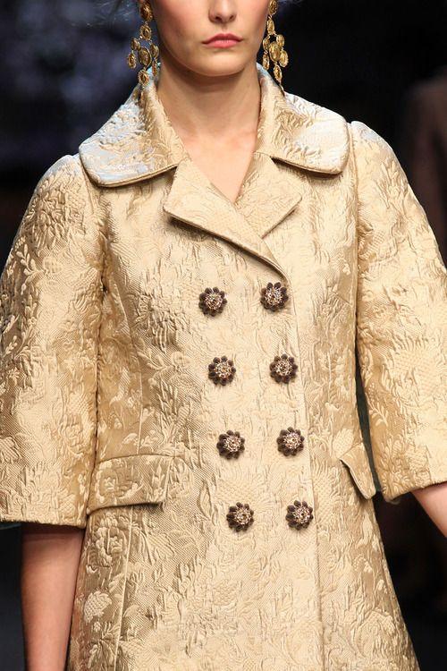 Dolce & Gabbana Baroque Jacket