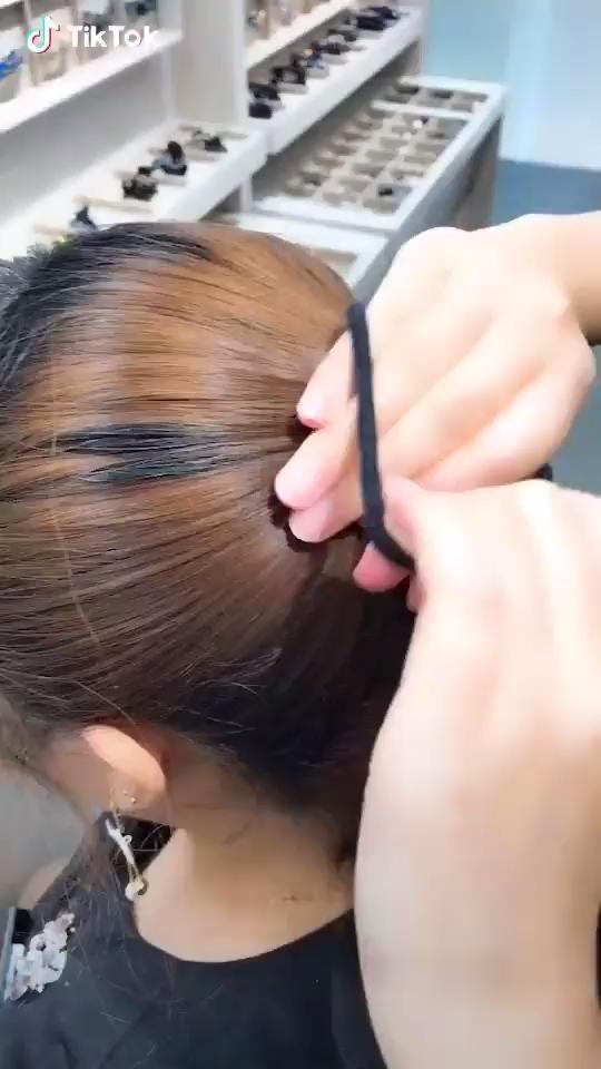 DIY de penteados lindos e fáceis
