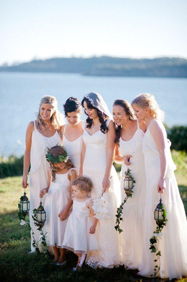 10 Unique Alternatives to Bridesmaids' Bouquets