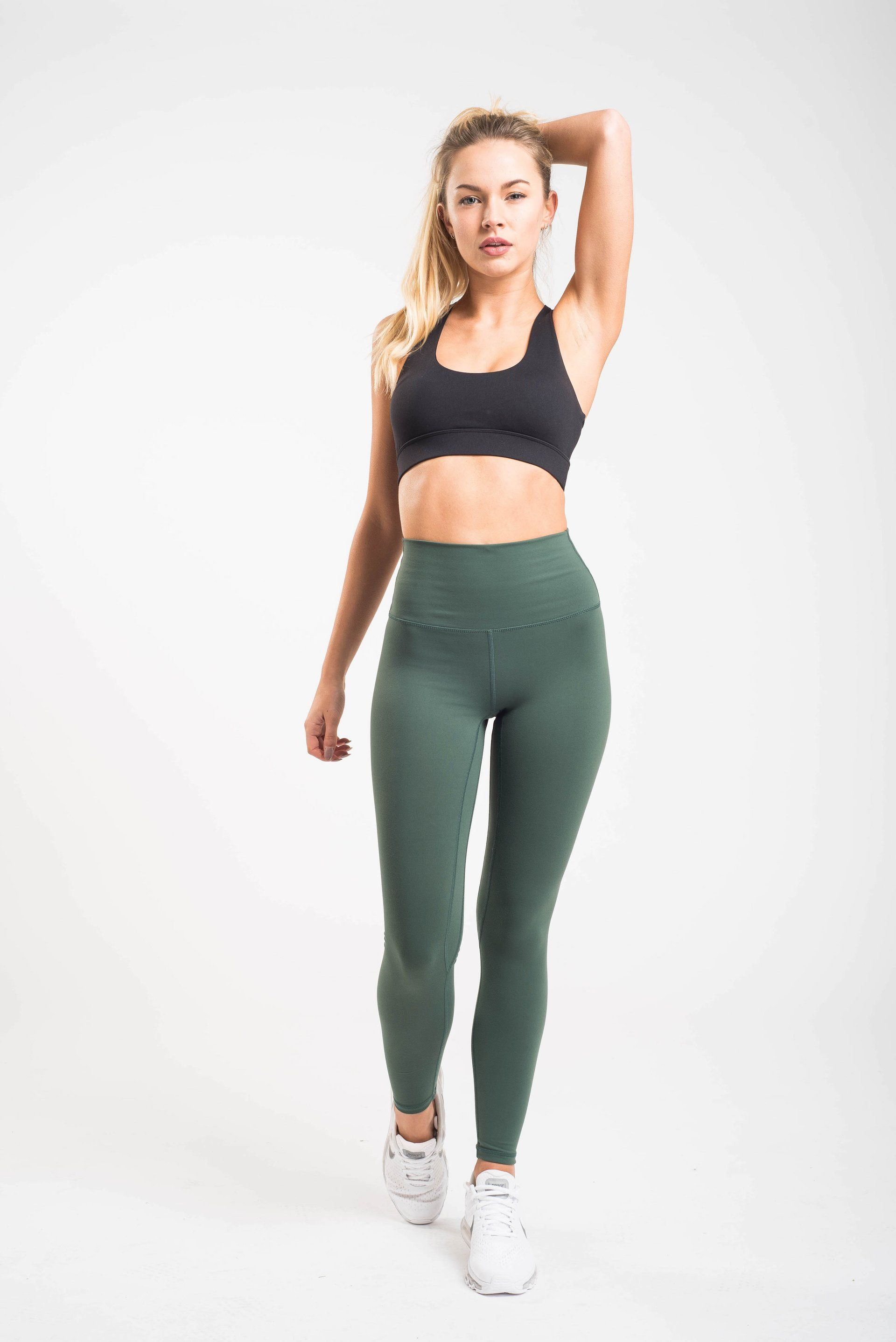 e25199d3f9 Luxe Leggings - Sage Green flexxfit £25 | Fitness Shop in 2019 ...