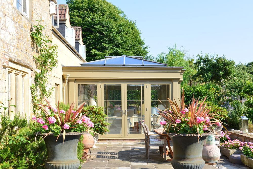 We Re Often Asked What S The Difference Between An Orangery A Conservatory And A Garden Room If You Feel L Orangery Garden Room Kitchen Extension Garden Room