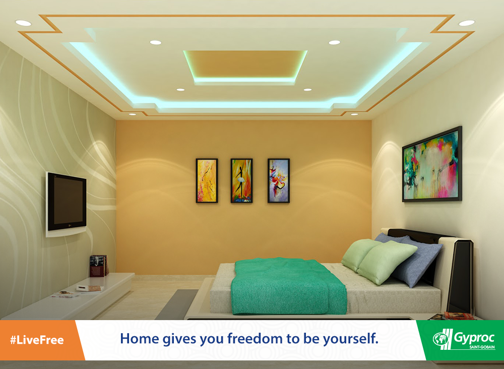 Pin By Prithivi On Live Free Ceiling Design Living Room