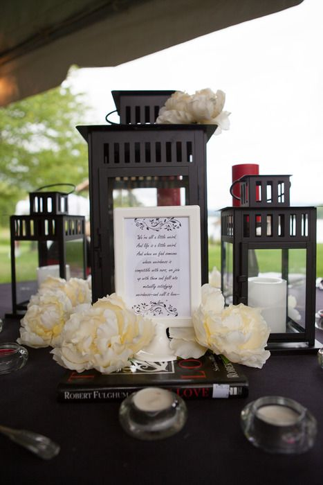 Wedding centerpiece lantern love story quotes if its love wedding centerpiece lantern love story quotes junglespirit Choice Image