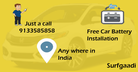 Amazing Offer Get Free Battery Installation In India Surfgaadi