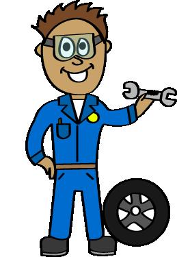 community helpers bundle the mechanic tell me what you all rh pinterest com
