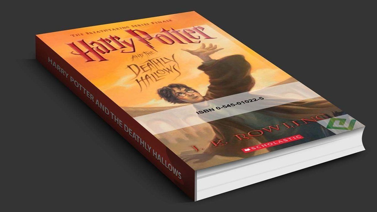 Harry Potter And The Deathly Hallows Pdf Book By Jk Rowling Deathly Hallows Book Harry Potter Books Series Jk Rowling Books