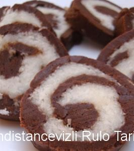 Çikolatalı Hindistancevizli Rulo Tarifi - uyoz
