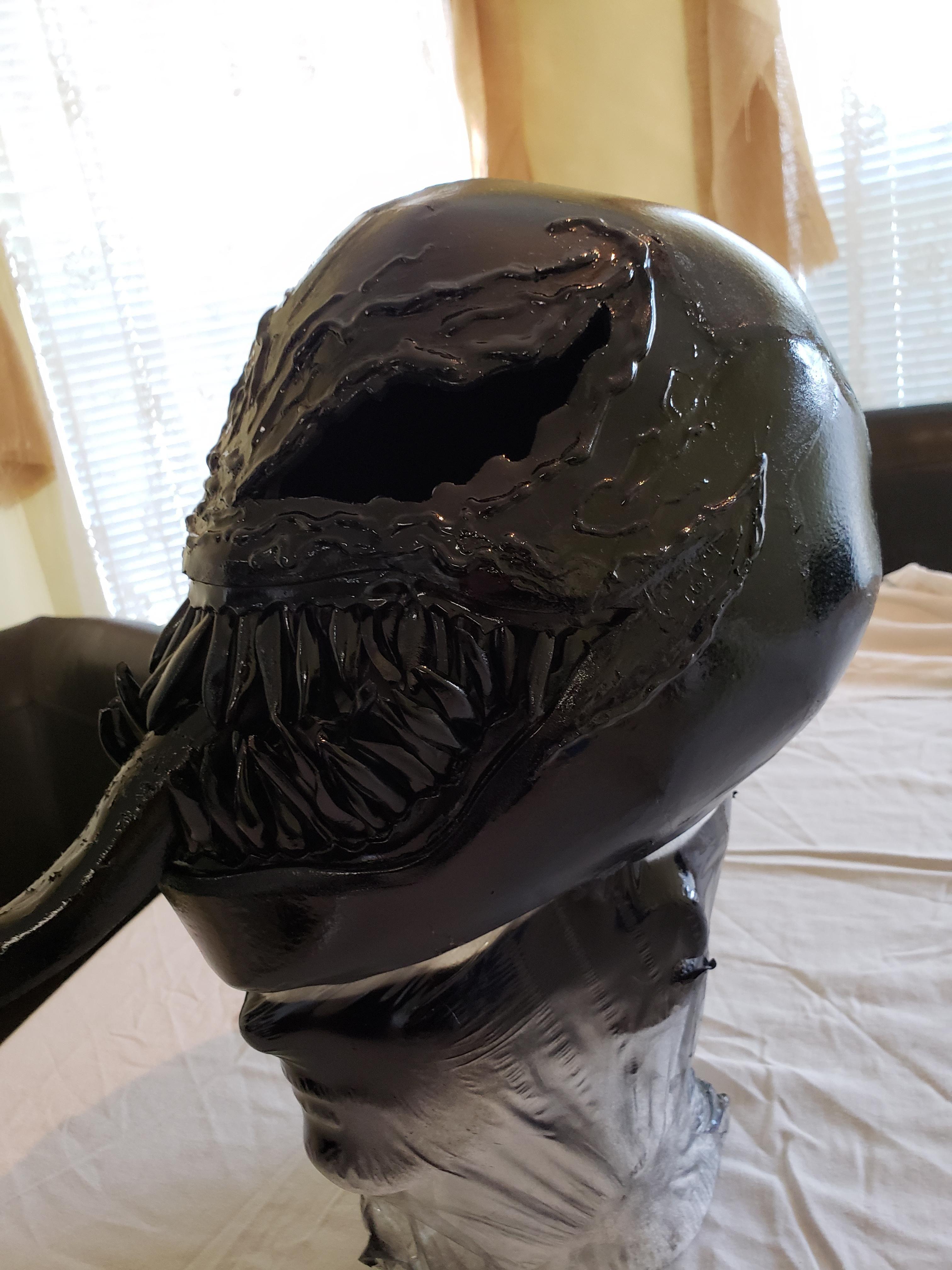 Halloween,Halloween Venom costume, Halloween wishes