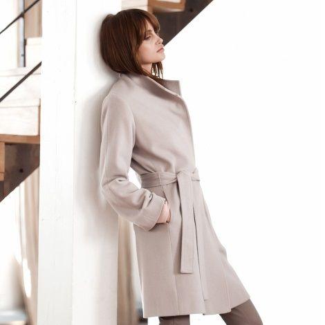 Collection Devernois automne hiver 2016 2017   Vestes   Manteaux ... 6cfed8888fa0