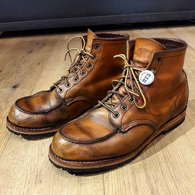 61aa2523e9e new Sole/ Moc Toe #875 ** #redwing #redwings #redwingheritage ...