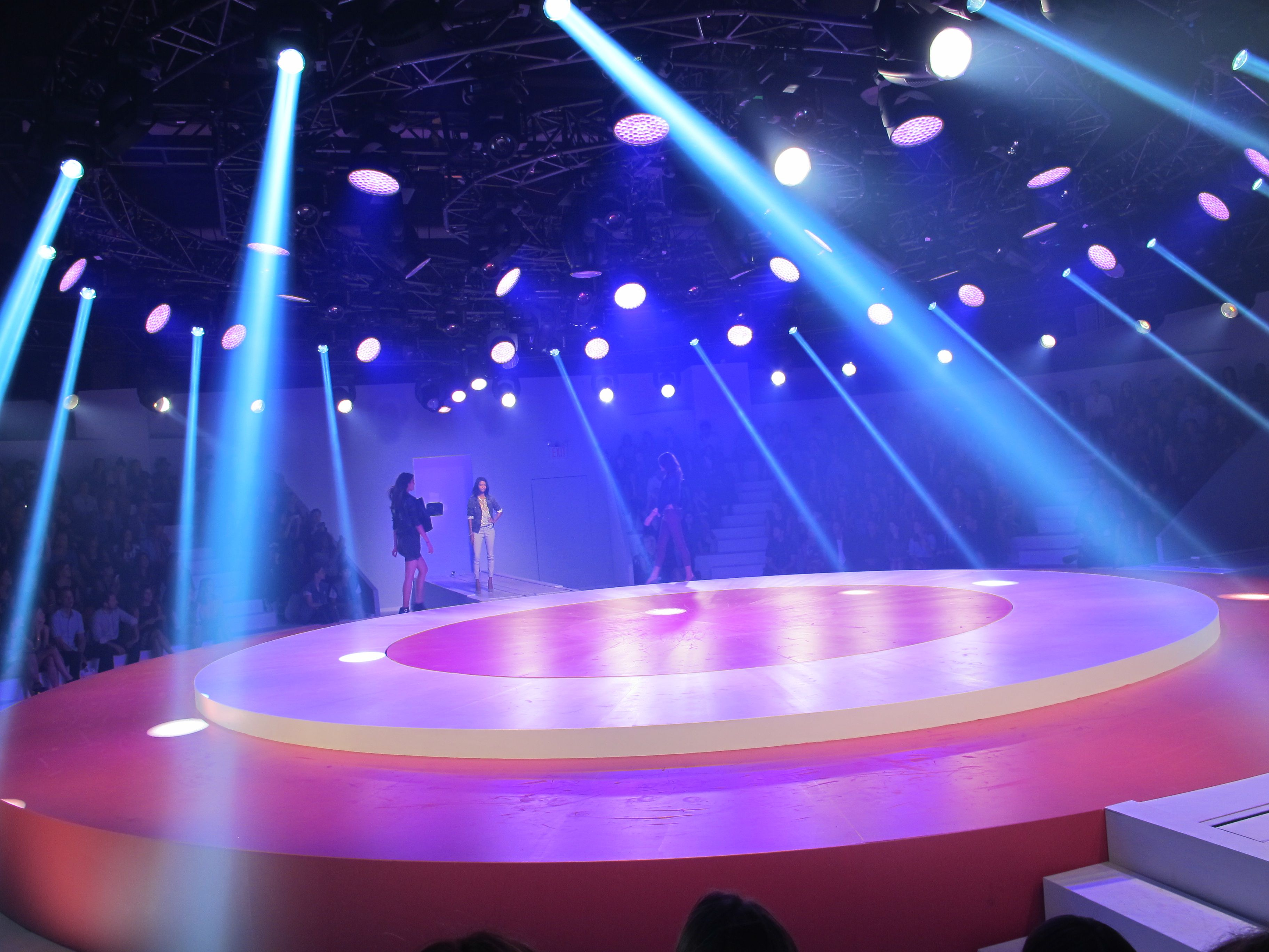 Style Setter: Lighting Fashion Shows CHAUVET Professional 80
