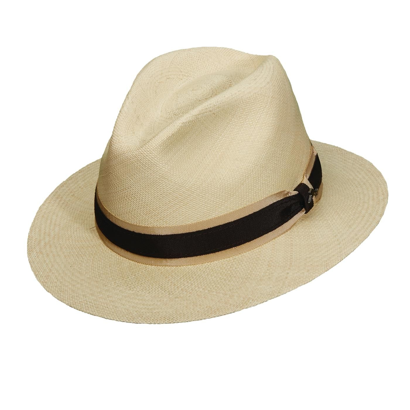 40bd7390d Tommy Bahama Handwoven Panama Fedora | New Products | Safari hat ...