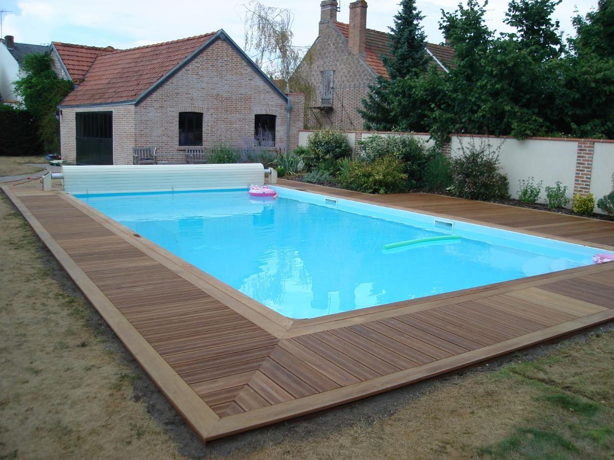 Terrasse autour d une piscine 2 piscine - Terrasse autour piscine ...