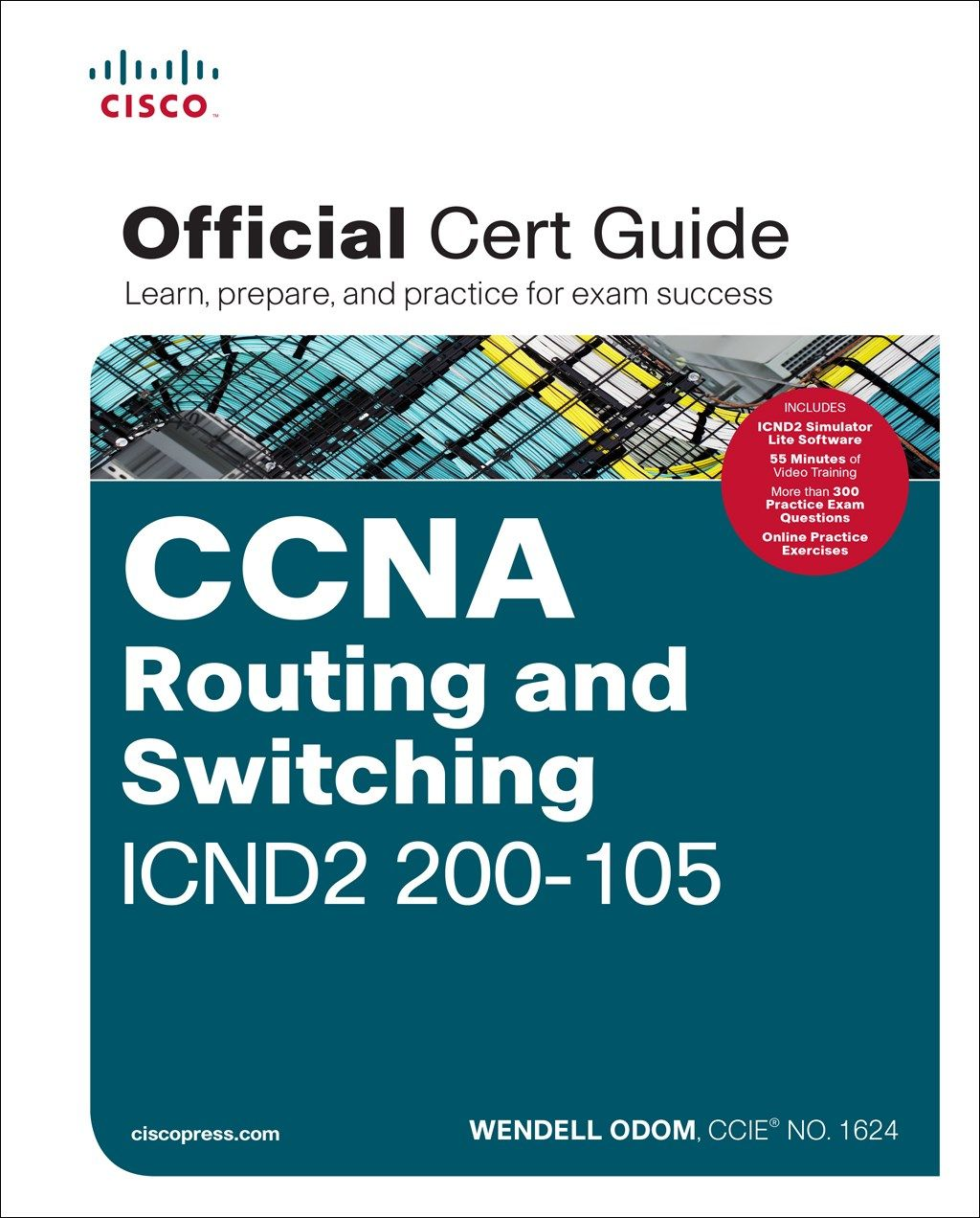 Pre Order Ccna Routing And Switching Icnd2 200 105 Official Cert