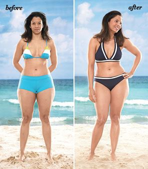 Pear Shaped Body Swimsuits