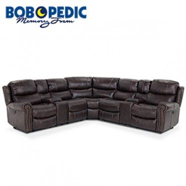 Best Lannister 7 Piece Sectional Sectional Reclining 400 x 300