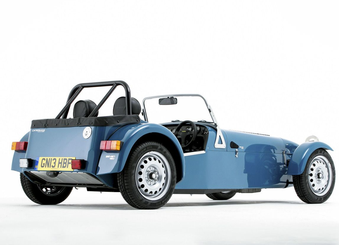 caterham 7 160 cars and bikes caterham seven lotus sports car foto cars. Black Bedroom Furniture Sets. Home Design Ideas