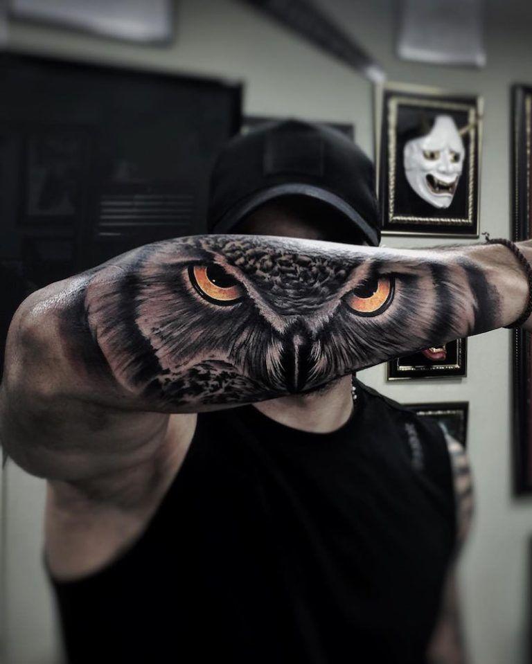 Owl Tattoos Tattoos Owl Forearm Tattoo Owl Eye Tattoo Tattoos