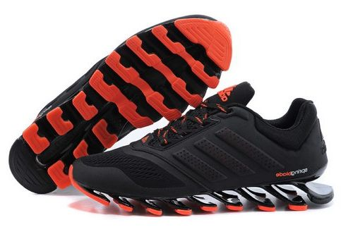 timeless design 6267d 96811 Mens Adidas Springblade Drive 2.0 Black Red 2 Low Price ...
