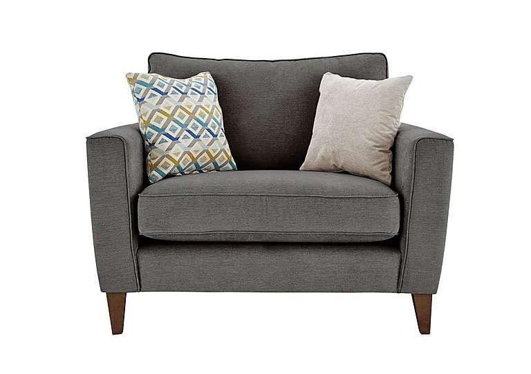 Copenhagen Fabric Snuggler Armchair | Armchair furniture ...