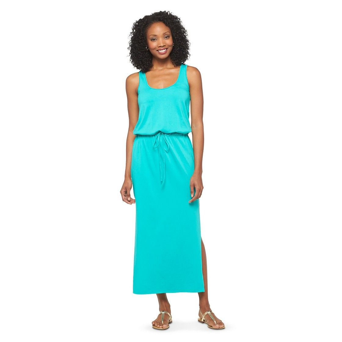 Women's Sleeveless Maxi Dress Merona�