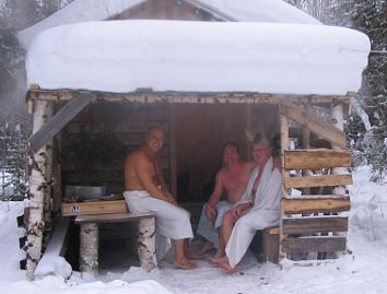 Banya Russian Sauna Sauna Outdoor Sauna Steam Bath