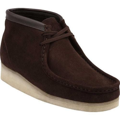 8072430b43af0 Men s Clarks Wallabee Boot Brown Suede in 2019