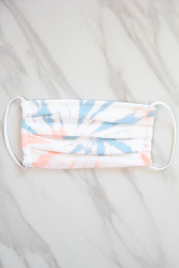Photo of Z Supply Face Mask – Tie Dye