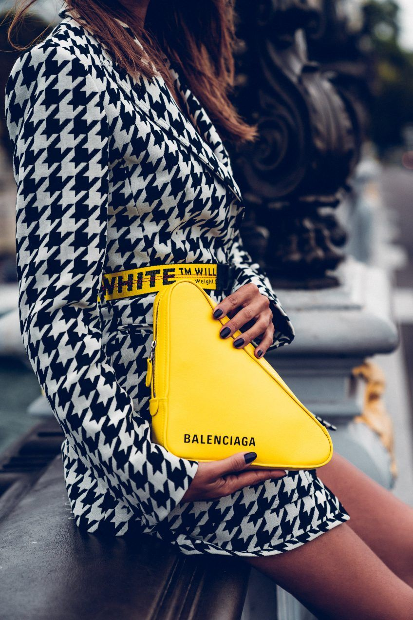 Photo of On Trend: Houndstooth Print | VivaLuxury