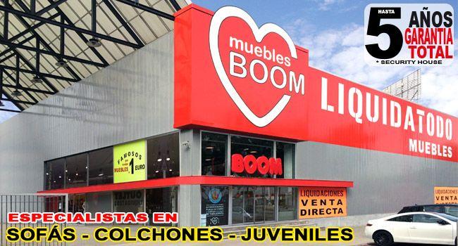 Tienda De Muebles Boom En Alcorcon Madrid P C Parque Oeste C
