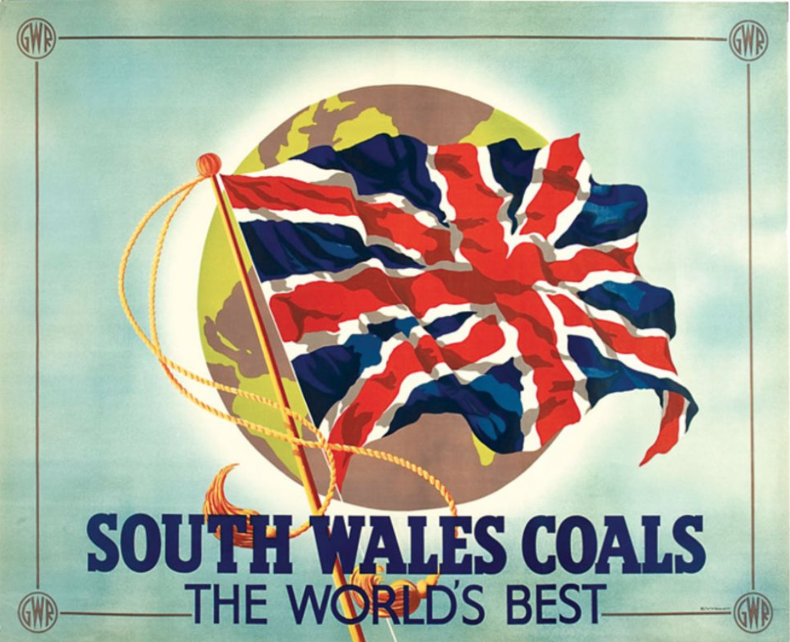 Wales South coal worlds Best!