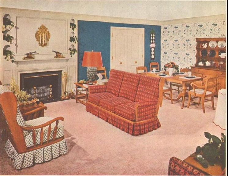 Kroehler Furniture Ad Kroehler Furniture Early American