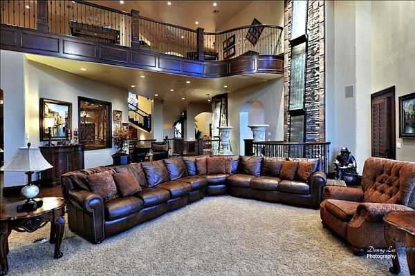 Tuscan Style Homes | Luxury Tuscan Style Mansion In Washington Is An  Entertaineru0027s .