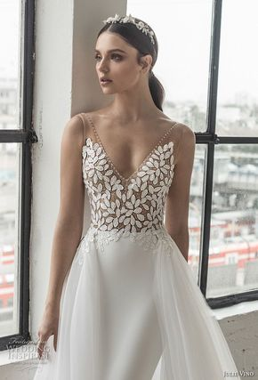Romanzo by Julie Vino 2019 Wedding Dresses — The Love Story Bridal Collection