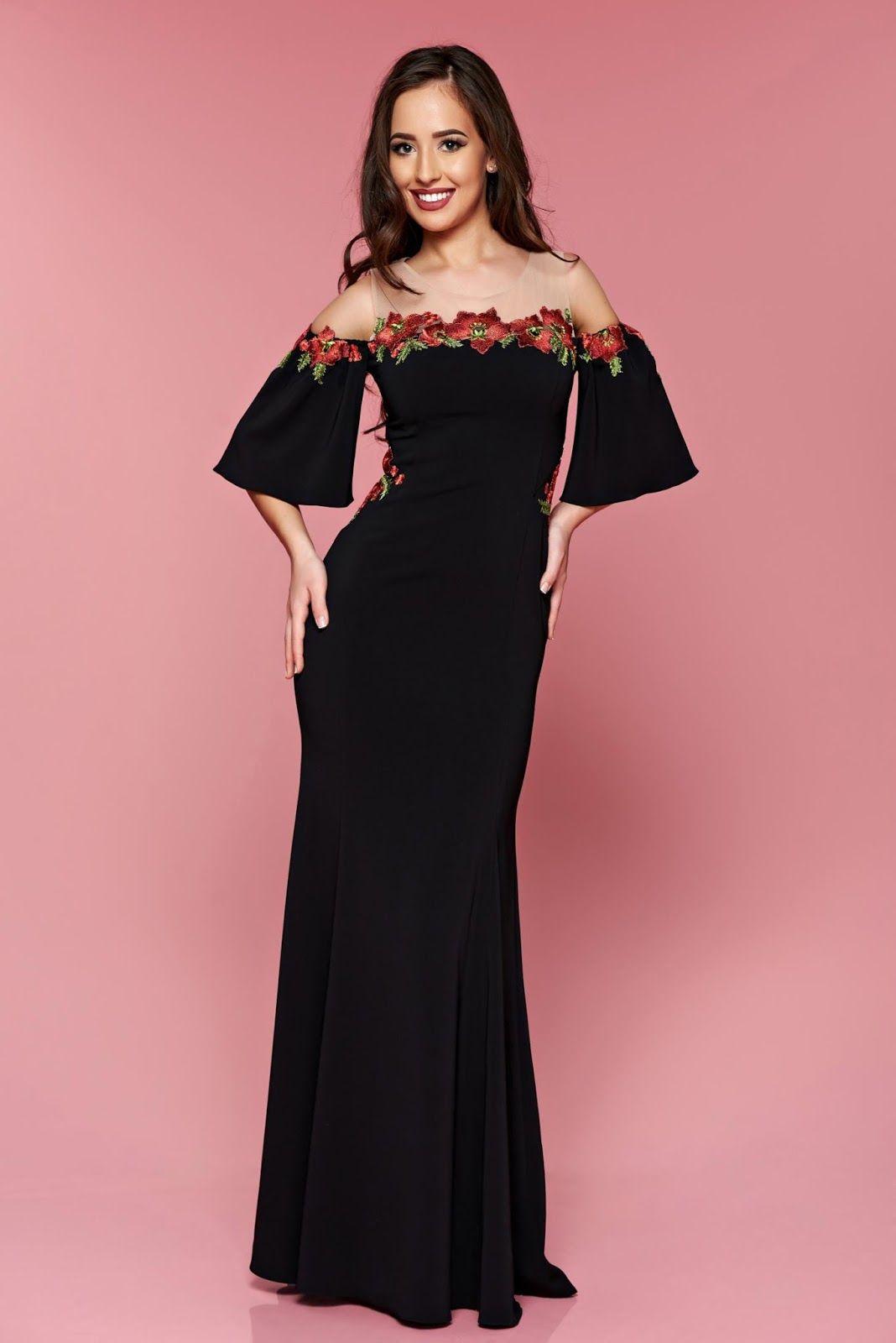 Resultado de imagen para modelo de vestidos largos | elena ...