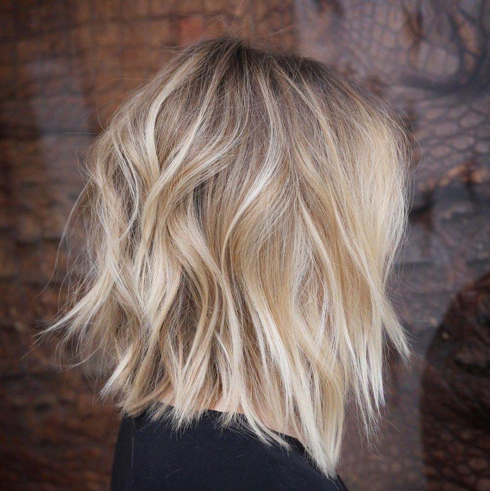 Top 50 medium length layered haircuts in 2020 – Hair Adviser – haircut  ideas – Beste Kapsels